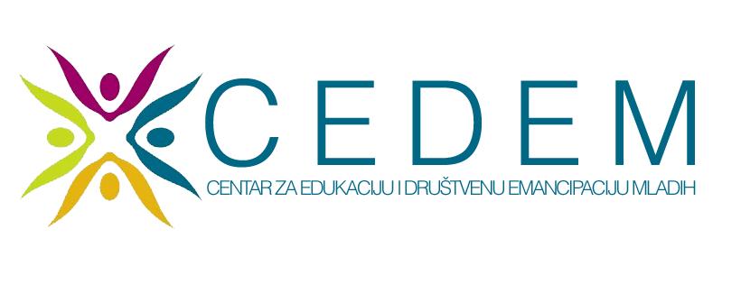 Конкурс за пријем нових волонтера – Центар за едукацију и друштвену еманципацију младих (ЦЕДЕМ)