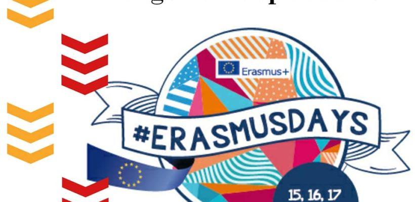 Позив на ERASMUS+ дане!