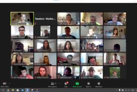 Студенти Факултета политичких наука Универзитета у Београду и Универзитета Клемсон одржали симулацију рада Сената Сједињених Америчких Држава