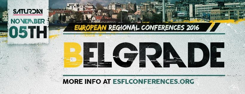 Регионална конференција Европских студената за слободу (ESL)
