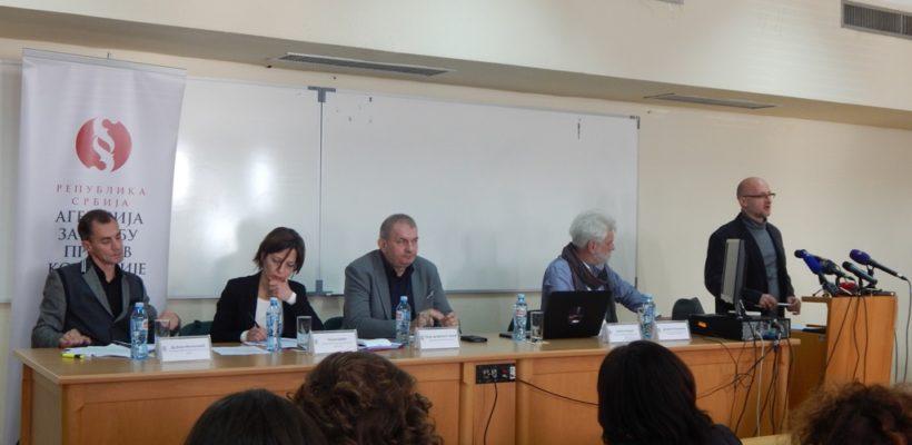 Дебата о нацрту Закона о Агенцији за борбу против корупције