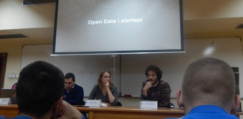 Одржан Open Data Meetup