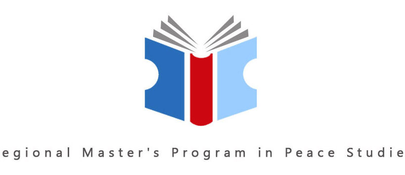 The Regional Master's Program in Peace Studies – Call for Aplications