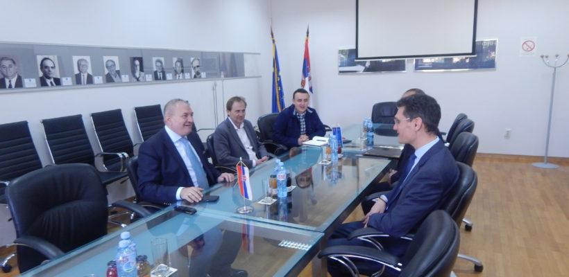 Посета амбасадора Краљевине Мароко Факултету политичких наука