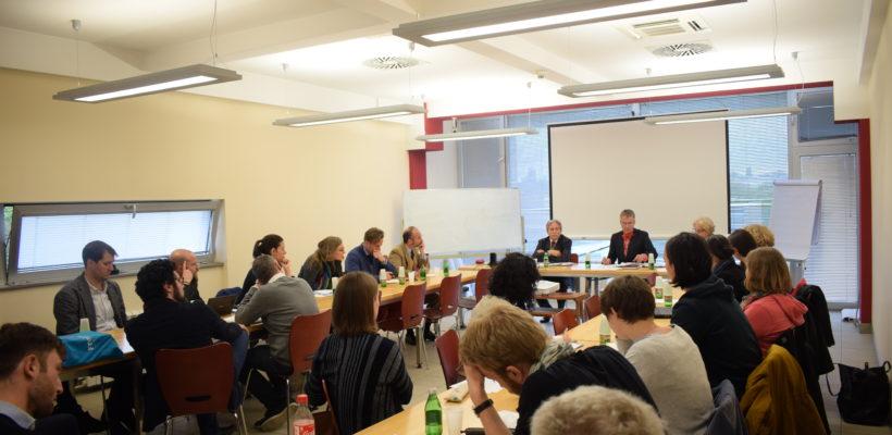 "Семинар Андраши универзитета и Факултета политичких наука ""Актуелни изазови на Балкану"""