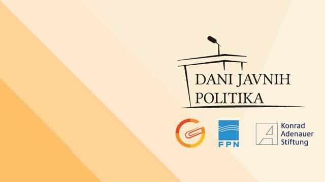 Отворен конкурс за VIII Дане јавних политика