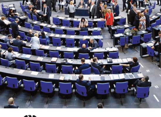 Међународне парламентарне стипендије (IPS) – Бундестаг