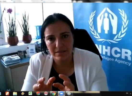 """Одржано онлајн предавање ''Од усвајања Конвенције о избеглицама 1951. године до данашњих дана: мешовите миграције избеглица и миграната у Србији"""""""