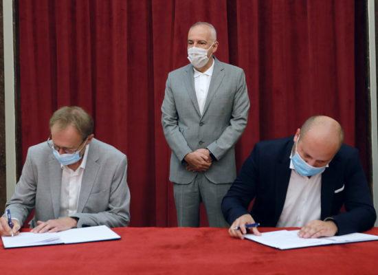 Потписан Протокол о сарадњи између Факултета политичких наука и Канцеларије за младе Града Београда