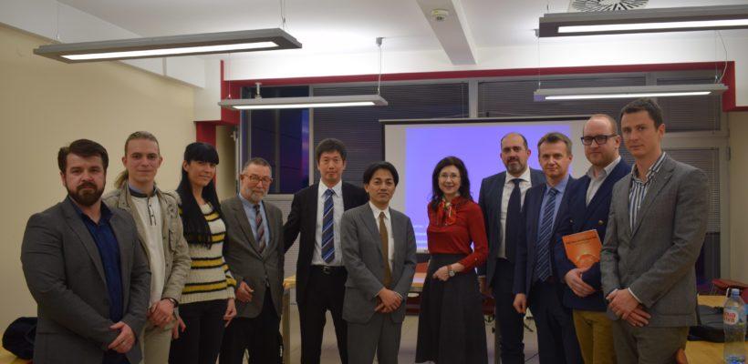 """Одржан семинар """"Кина, Русија, Јапан – утицај и улога у Евроазији"""""""