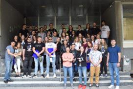 """Одржан тренинг у оквиру пројекта """"Унапређење дигиталних репортерских вештина студената новинарства у Србији"""""""