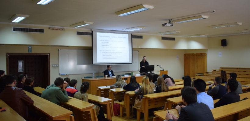 Одржано предавање проф. др Лене Хансен са Универзитета Копенхаген