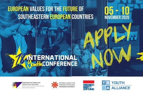 International Youth Conference Kruševo 2020