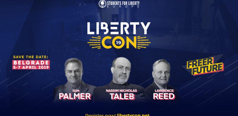 LibertyCon у Србији