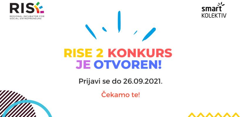 RISE 2 програм – пријава за учешће!